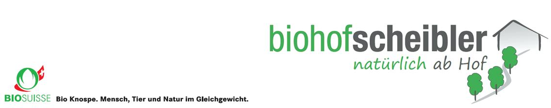 Biohof-Scheibler